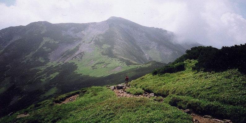 北アルプス 黒部五郎岳