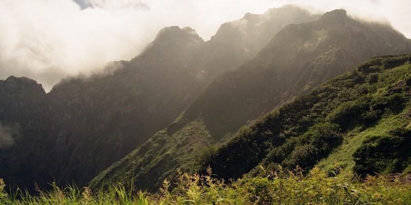 北アルプス 剣岳